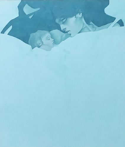 Bobò - 80x70 Poesia materna
