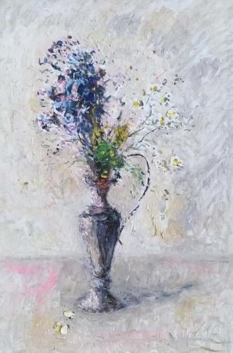 Cresci - Vaso di fiori 60x40