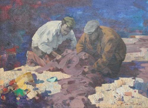 Pescatori 50x70