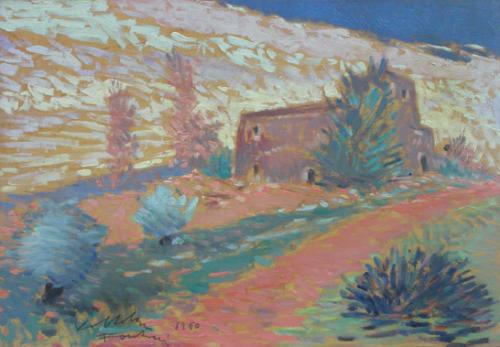 Paesaggio 35x50