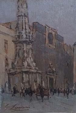 Lomi G. - Piazza di Napoli 21x15