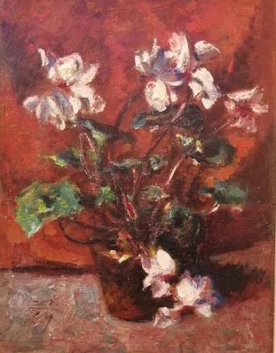 Michelozzi - Vaso di fiori 25x19