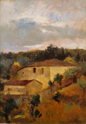 Paesaggio 25x17