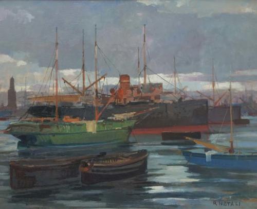 In porto 51x64
