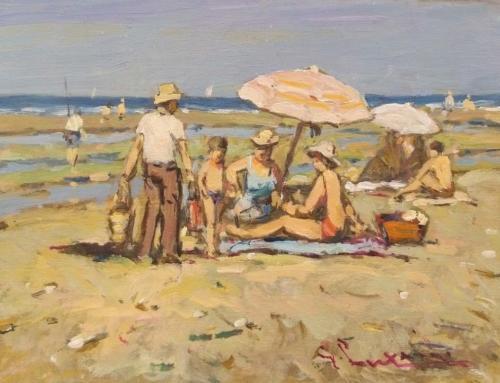 Spiaggia - cm 15x20