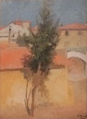 L'albero - cm 70x50