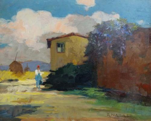 Paesaggio - cm 20x25